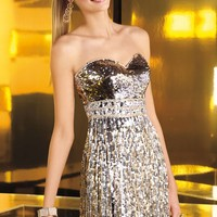 Alyce Paris Homecoming Dress Style 4337