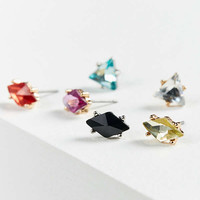 Chunky Gemstone Post Earring Set | Urban Outfitters