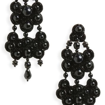 Tory Burch Beaded Chandelier Drop Earrings | Nordstrom