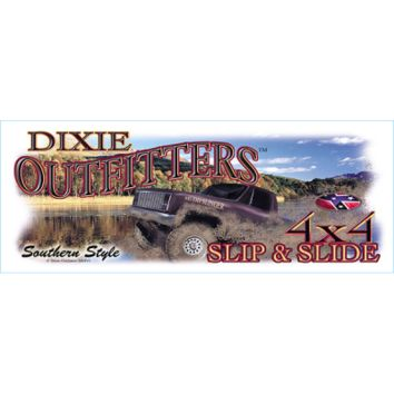 4x4 Slip & Slide Coffee Mug by Dixie Outfitters®