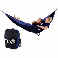 Eagles Nest Outfitters - Double Deluxe Hammock, Navy/Royal