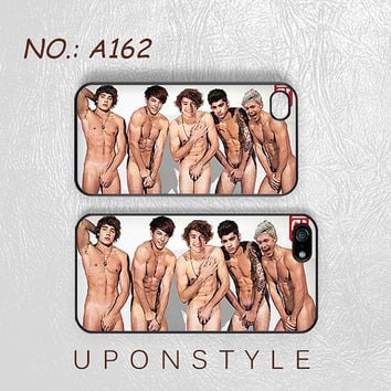 iPhone 4 Case, iPhone 4S Case, iPhone 5 Case, One direction hot pose, Plastic Phone Cases, Case No-162