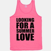 Looking for a Summer Love