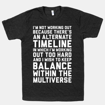 I Don't Work Out