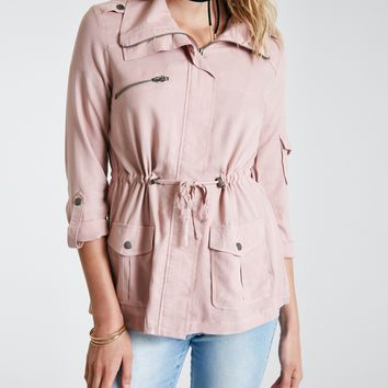 Lightweight Utility Jacket | Wet Seal