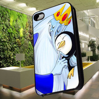 Adventure Time The Ice King Case for iPhone 4,iPhone 4s,iPhone 5,iPhone 5s,iPhone 5c,Samsung Galaxy s2 / s3 / s4