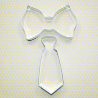 Bow Tie Cookie Cutter Set