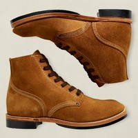 Boondocker Suede Boot