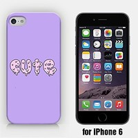 for iPhone 6 - Melting Cute - Sassy Quote - Ship from Vietnam - US Registered Brand