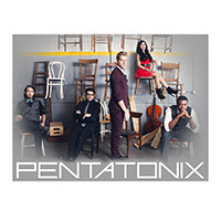 Pentatonix Official Store | Pentatonix Chairs Band Photo Poster