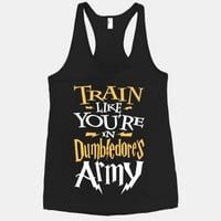 Train Like You're In Dumbledore's Army