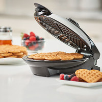Heart Shaped Waffle Maker @ Sharper Image