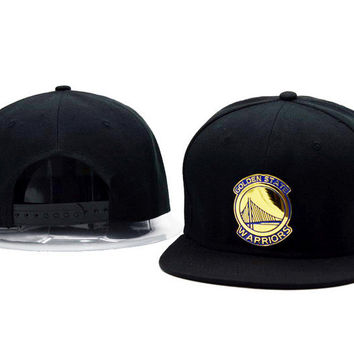 Golden State Warriors Women Men Embroidery Baseball Cap Hat Sports Sun Hat