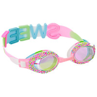 "Bling 2o Sprinkles Swim Goggles ""Pink Apple"""