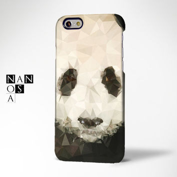 Geometric Panda iPhone 6 Case,iPhone 6 Plus Case,iPhone 5s Case,iPhone 5C  Case,iPhone 4s Case,Samsung Galaxy S5/S4/S3/Note 3/Note 2 Case