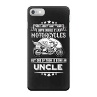 Motorcycles Uncle iPhone 7 Case