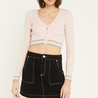 UO Crop Cardigan | Urban Outfitters