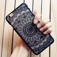 Vintage Lace Floral iPhone6 Plus Case Cover Free Shipping