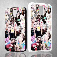 Miley Cyrus Photo collage X1013 Samsung Galaxy S3 S4 S5 (Mini) S6 S6 Edge,Note 2 3 4, HTC One S X M7 M8 M9 Cases