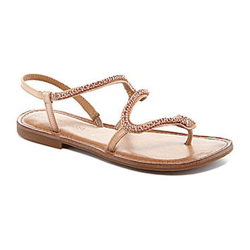 c9fb271b8920 Antonio Melani Samantha Flat Sandals