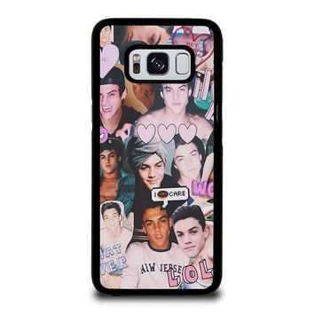 dolan twins collage samsung galaxy s3 s4 s5 s6 s7 edge s8 plus note 3 4 5 8  number 1
