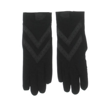 Isotoner womens leather gloves with fleece lining - Isotoner Gloves
