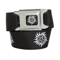 Supernatural Rune Seat Belt Belt