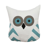 Tootsie Owl Pillow