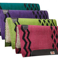 Saddles Tack Horse Supplies - ChickSaddlery.com Showman 36 x 34 Diamond Design Cutter Style Show Blanket
