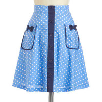 The Spin You're In Skirt | Mod Retro Vintage Skirts | ModCloth.com