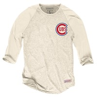 Team History Raglan<br>Chicago Cubs - Mitchell & Ness