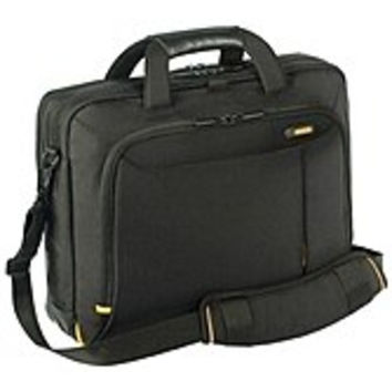 Targus TST031US Meridian Toploading Laptop Case - Fits Laptops of Screen Size Up to 15.6-inch, Black