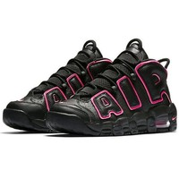 Nike Air More Uptempo Fashion and leisure sports shoes-4
