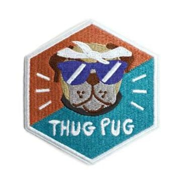 Thug Pug | Patch