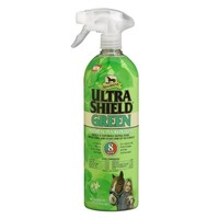 Absorbine UltraShield® Green Natural Fly Repellent, 32 fl. oz. - Tractor Supply Co.