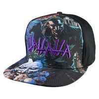 Batman - Joker HAHAHA Sublimated Adjustable Baseball Cap
