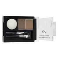 NYX EYEBROW POWDER SET IN BRUNETTE