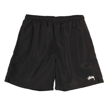 Stock Water Short in Black