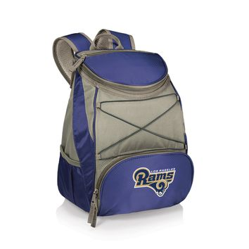 Los Angeles Rams - PTX Cooler Backpack (Navy)
