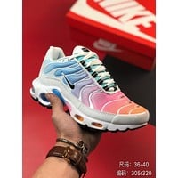Nike Air Max Plus Air cushion shock-relief Retro Running Shoes