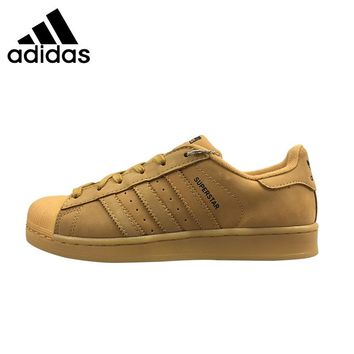 ADIDAS Superstar Original  Mens & Womens Skateboarding Shoes Unisex Breathable Leisure Footwear Super Light Sneakers