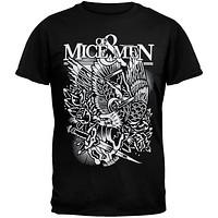 Of Mice And Men - Eagle T-Shirt