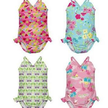 i play.® Ultimate Swim Diaper Triangle Tanksuit