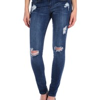 Tractr Basic Ripped Skinnys