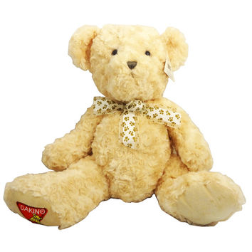 Dakin 14 Inch Teddy Bear With Bowtie,