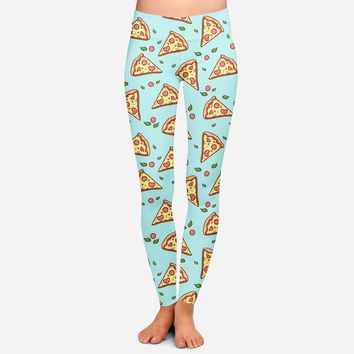 CLEARANCE Pizza Party Leggings