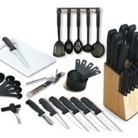 Flare 41 Piece Cutlery Combo Knife Set