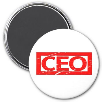 CEO Stamp Magnet