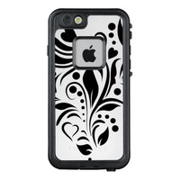 New Apple iPhone 6/6s Black Rain case