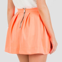 Isadora Pleated Skirt